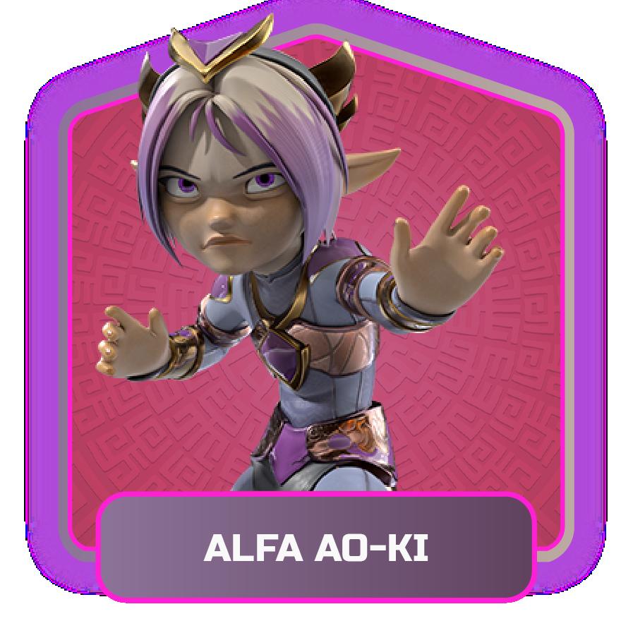 Aoki category