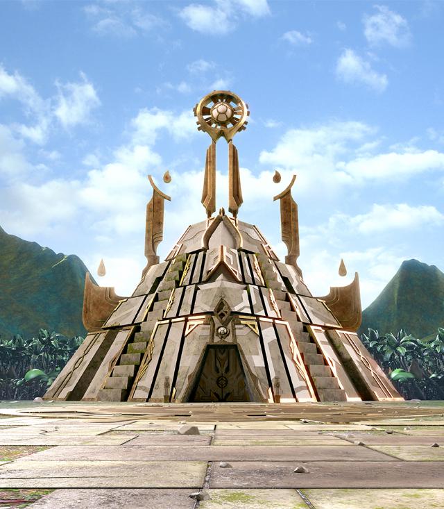 Solark Pyramid